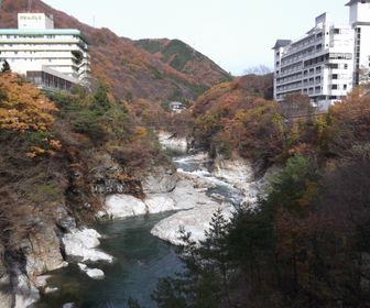 関東・鬼怒川温泉